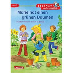 Lesemaus - Marie hat einen...