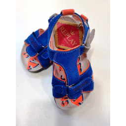 Replay Sandale blau-orange,...