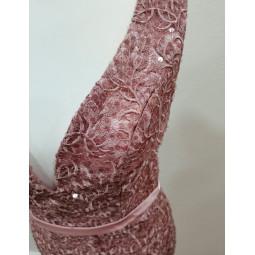 Abendkleid rosa-lila, Damen