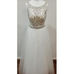 Abendkleid- Brautkleid...