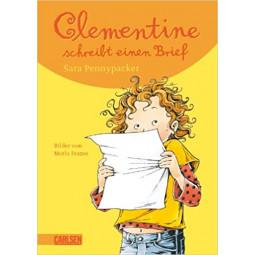 Clementine schreibt einen...