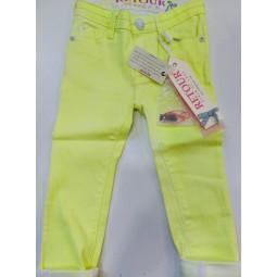 Retour Jeans gelb, Mädchen