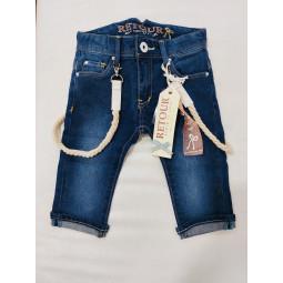 Retour Shorts blau...