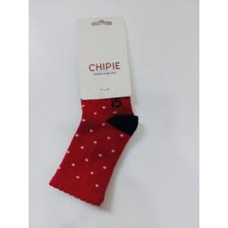Chipie Socken rot,...