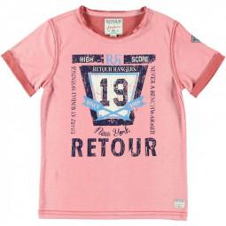 Retour T-Shirt rot,...