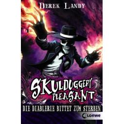 Skulduggery Pleasant -Band 3