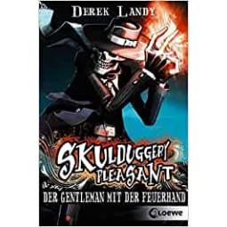 Skulduggery Pleasant - Band 1