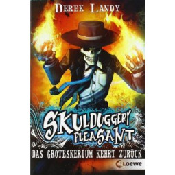 Skulduggery Pleasant - Band 2