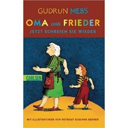 Oma und Frieder jetzt...